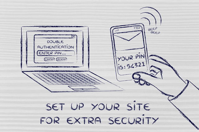 two-factor authentication – Simple Secure Email