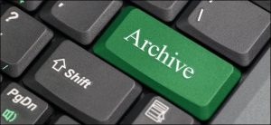 Archive-Button