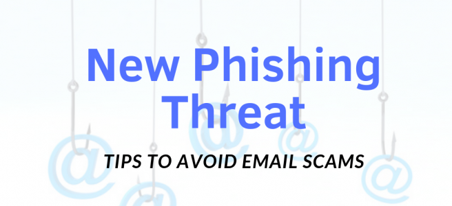 Phishing, email scams, tips to avoid spear-phishing